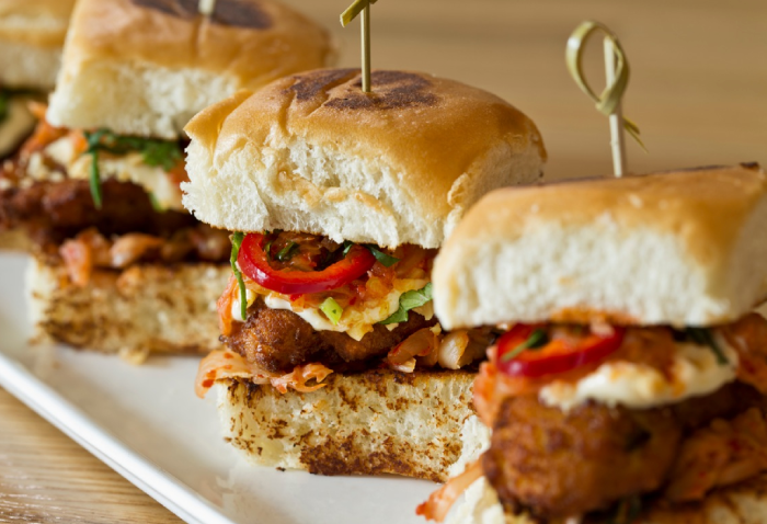 A po'boy is a traditional sandwich that originated in Louisiana. Try out this basic recipe at home.