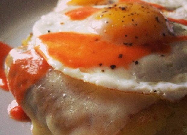 recipes for fried eggs