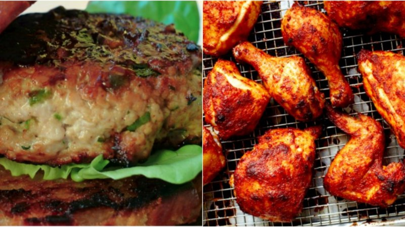 Use our guidance and make veggie burgers or fried chicken easily for dinner tonight!