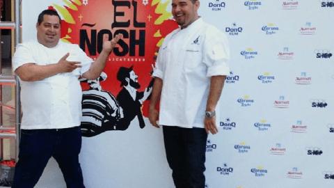 Eric Greenspan and Roberto Treviño's pop-up serves Latin-Jewish food.