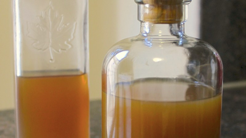 Homemade pumpkin liquor is a DIY Halloween project the adults can enjoy, too.