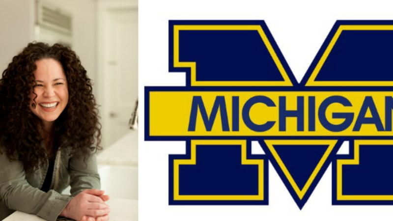Proud Alum: Stephanie Izard Went To More Football Games Than Classes At Michigan