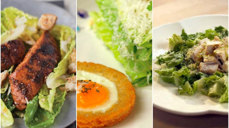3 Ways To Switch Up Your Caesar Salad Game