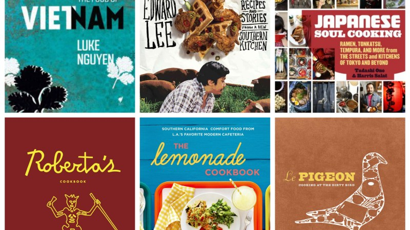 20 Cookbooks That Can Save Christmas. Or, Just Buy Them Regardless.