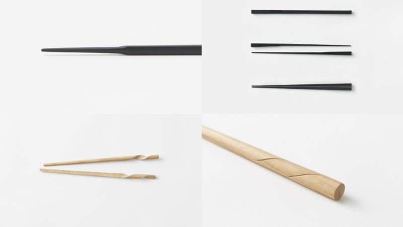 Sushi Fans, You'll Love This Genius New Spin On Chopsticks