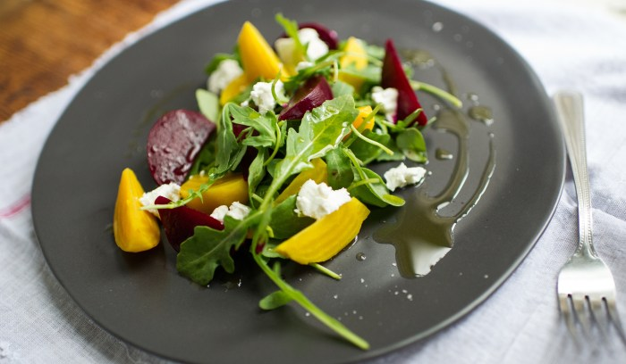 Franklin Becker's Little Beet Salad Recipe