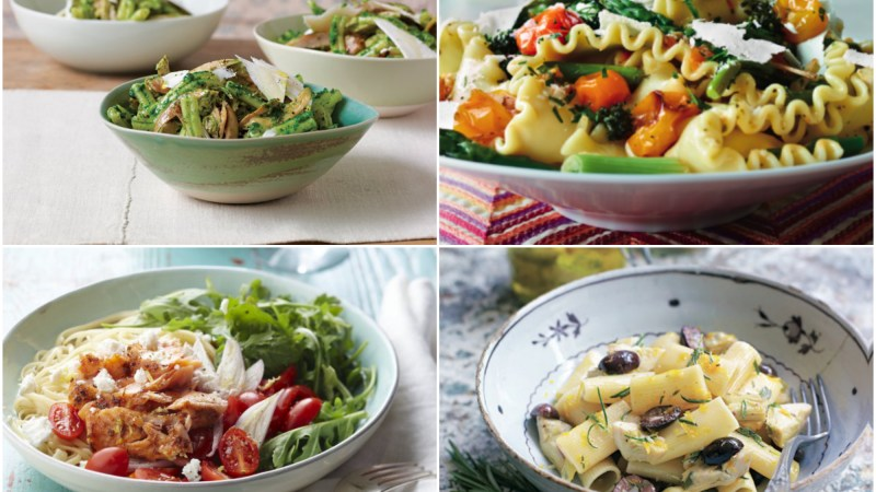 7 Ideas For Dinner Tonight: Low-Calorie Pasta Recipes
