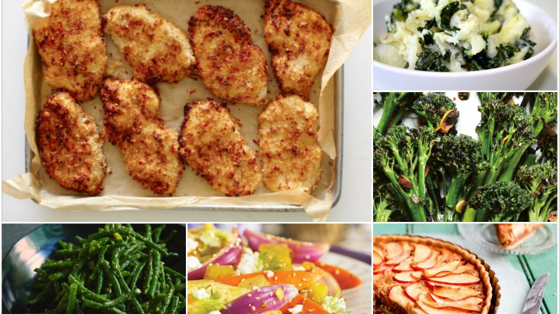 The Meal Plan: A Healthier Fried Chicken Feast