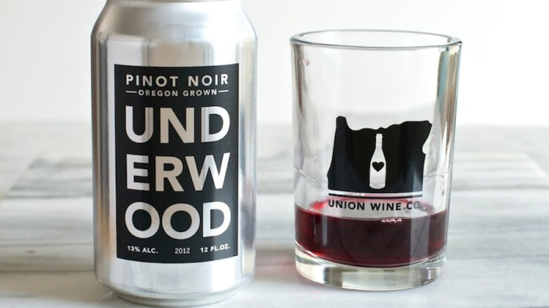 Yes, It's True: Good Wine Is Now Sold In Cans