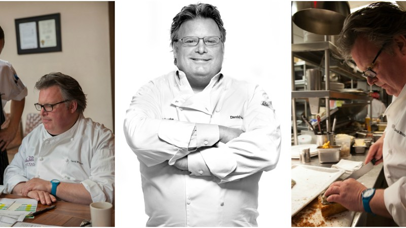 David Burke heads to Steakhouse 316 and Jimmy's whenever he travels to Aspen.
