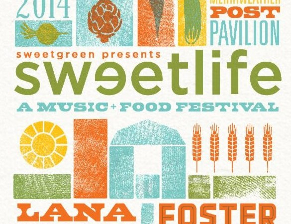 All of the evening's proceeds will benefit Sweetgreen in Schools.