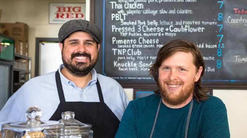 Austin's Noble Sandwich Co. Goes Nose-To-Tail (On Rye)