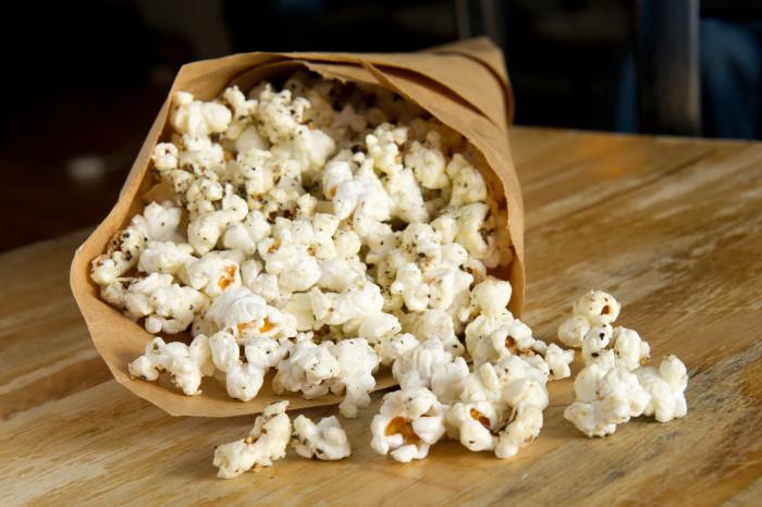 blue cheese popcorn recipe