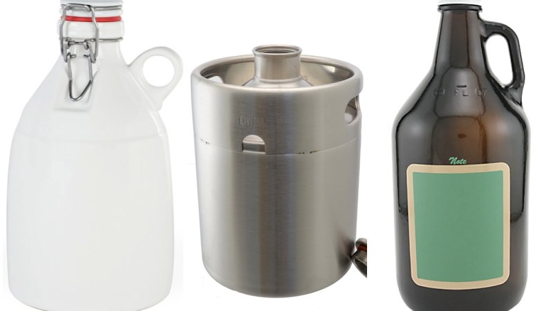 8 New-School Growlers To Carry You Through Summer