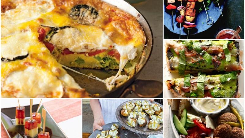 The Meal Plan: Tapas Al Fresco