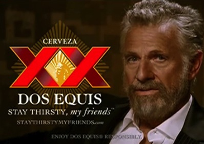 New dos equis guy is ugly