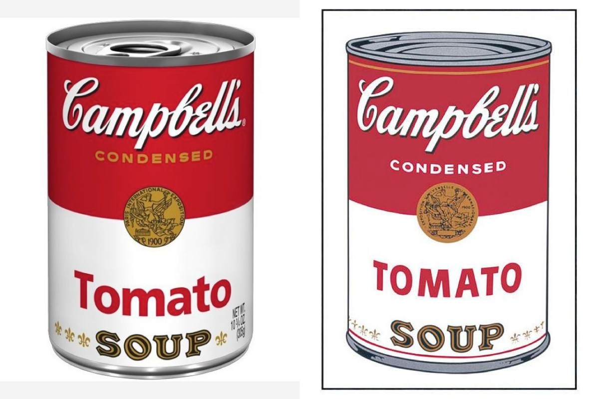 a condensed history of the campbell s tomato soup can food republic. Black Bedroom Furniture Sets. Home Design Ideas