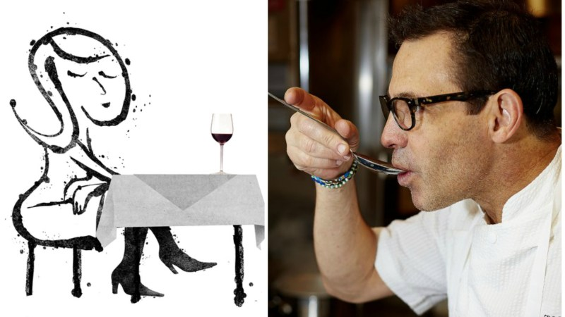 Chef John Tesar Vs. Critic Leslie Brenner: Tracing The Roots Of A Public Spat