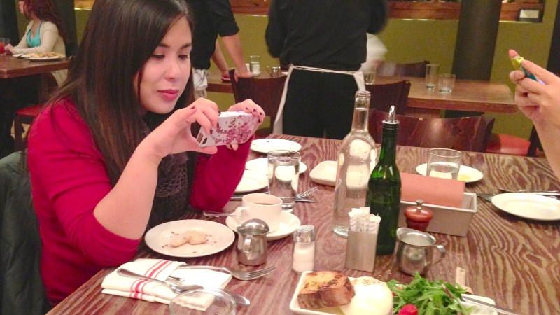 Your Cell Phone Is Ruining Dinner Again