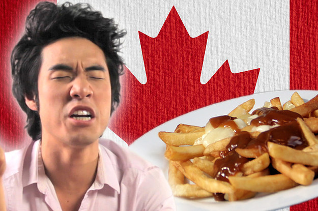 Watch Americans Try Canadian Snacks For The First Time. Make Faces.