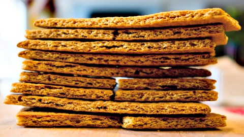 7 Things You Probably Didn't Know About Graham Crackers
