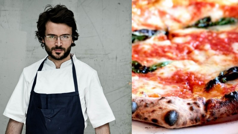 How Danish Chef Christian Puglisi Is About To Flip The World's Pizza Script