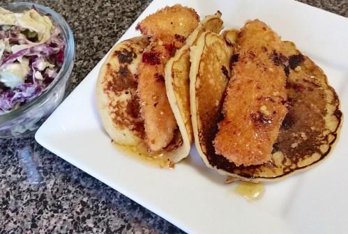 Medium Of Fried Chicken Taco
