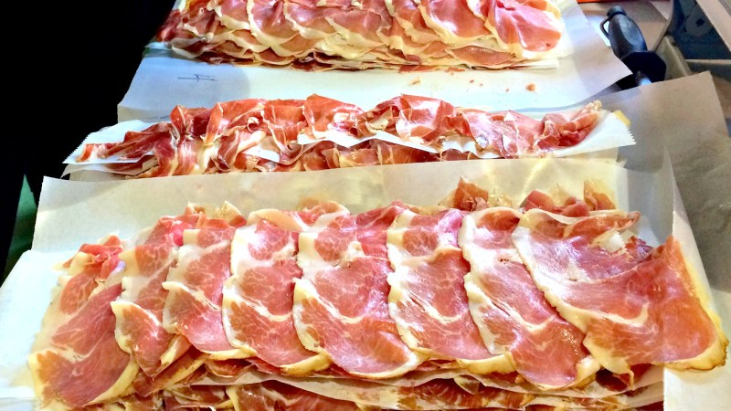 Uh-Oh, Ibérico: Country Ham Is The (Old) New Charcuterie Of The Moment