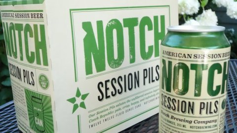 Photo courtesy of Notch Brewing Co.