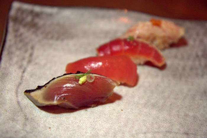 Pabu Nigiri-Copyright Virginia Miller