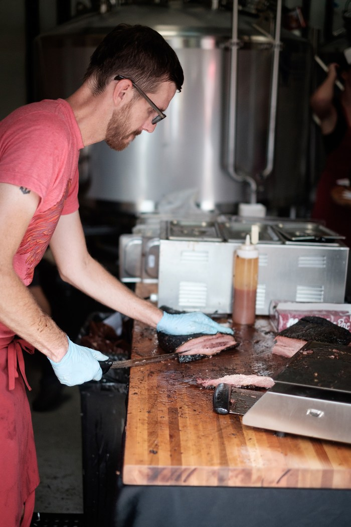 John slicing meat__Robert Donovan1