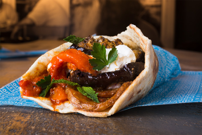 Build-It-Pita-with-Pomegranate-Glazed-Eggplant-and-Roasted-Peppers_web_2048-0926