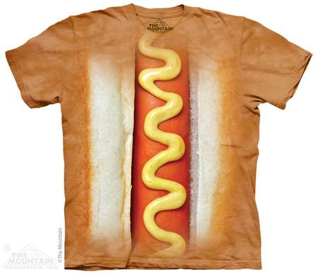 Hot-Dog-T-Shirt