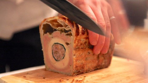 pate croute world championship semifinals