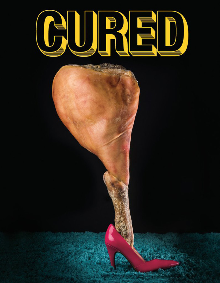 Cured magazine cover