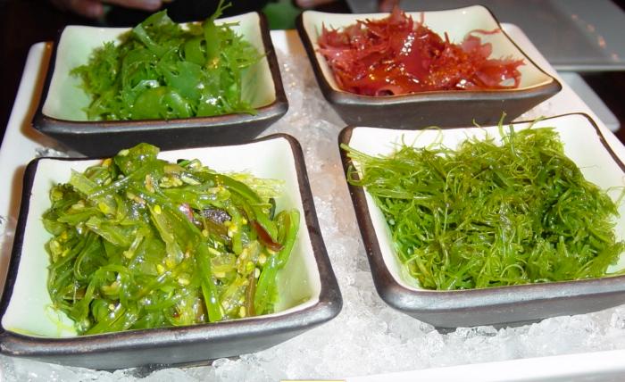 Japanese seaweed