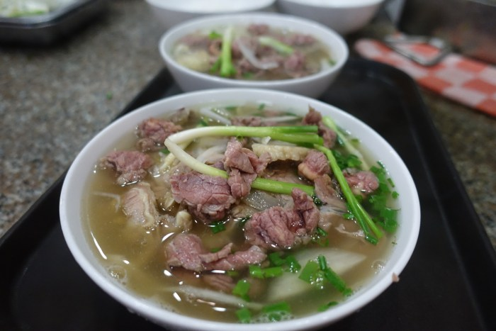 Phở is quintessentially Vietnamese.