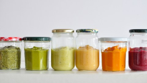 Meal Kit For Baby Food