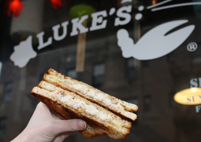 luke's lobster grilled cheese