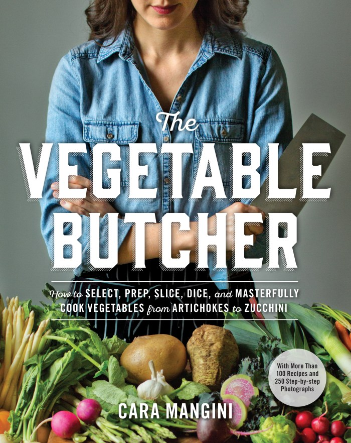 The Vegetable Butcher - 2D Cover