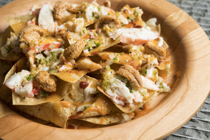 Alex Stupak uni nachos