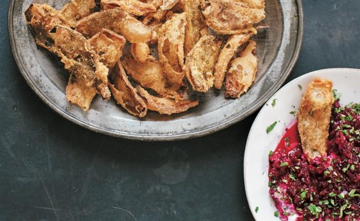 Fried Onion Petals