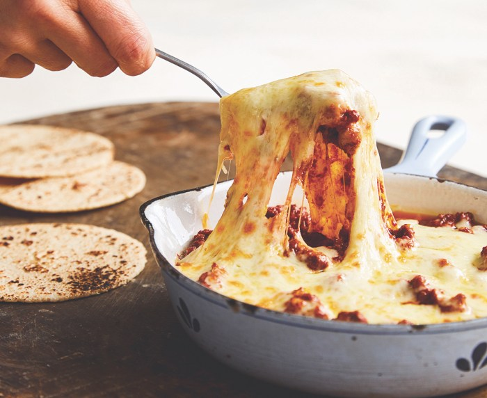 History Of Chile Con Queso
