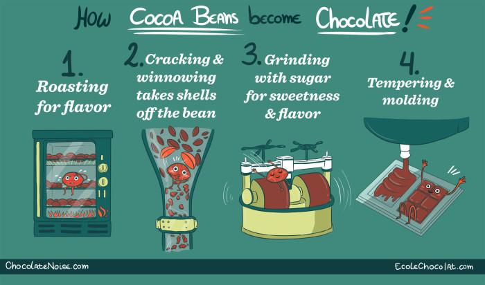 Chocolate Noise/Ecole Chocolat