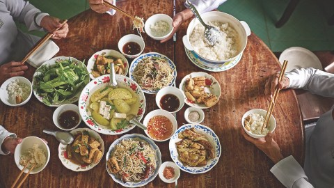 Vegetarian In Vietnam