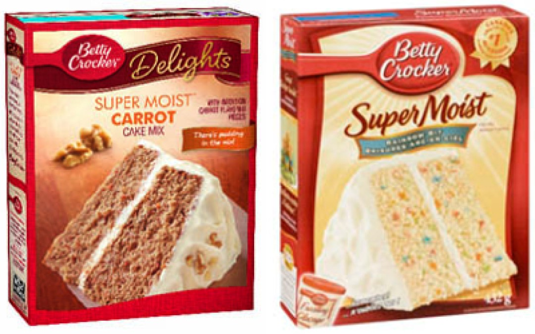 General Mills pulls Betty Crocker mixes because of E. coli