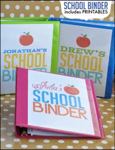 schoolbinderwithprintables
