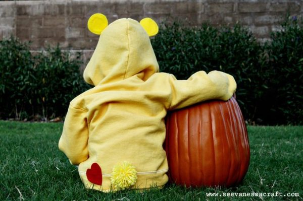 Care Bear DIY Costume