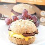 Sweet Earth Breakfast Sandwich Review