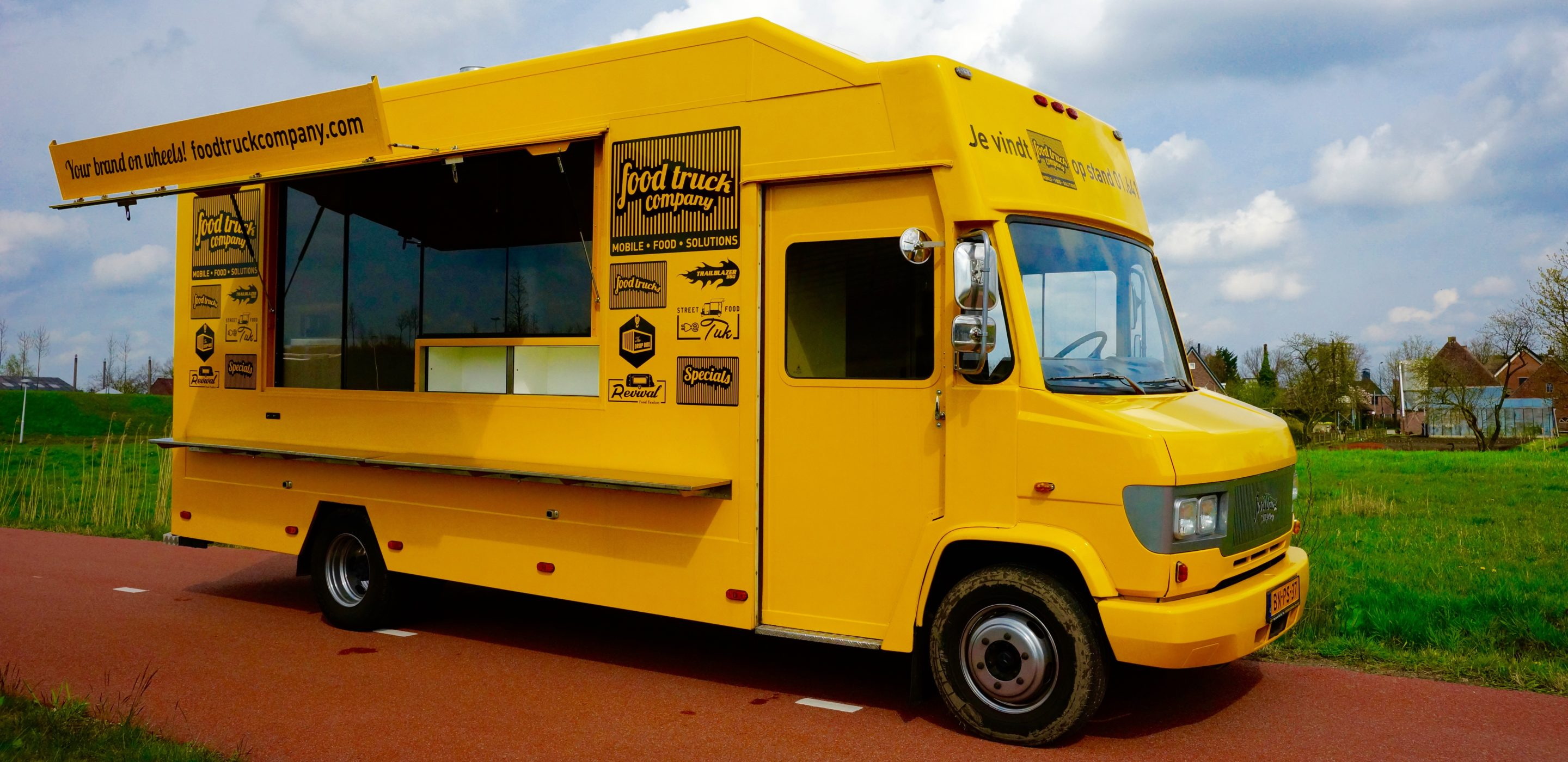 Fullsize Of Food Truck Rental
